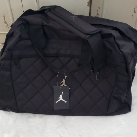 cd4bff21b1 🎉SUNDAY SALE🎉Air Jordan Quilted Duffel Bag